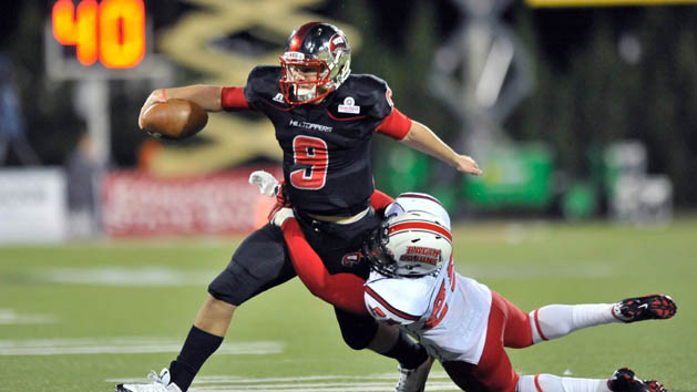 WKU loses QB Fishback for 4-6 months