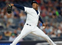 Yanks activate Chapman after bout with COVID-19
