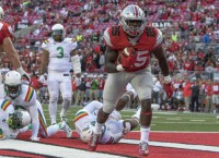 FBS Notebook: Ohio State dismisses RB Dunn