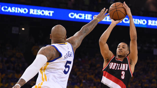 Blazers sign McCollum to $106M extension