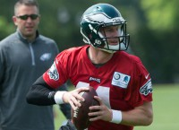 Eagles QB Wentz likely inactive for Week 1
