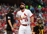 Cards' Carpenter out of All-Star Game with injury