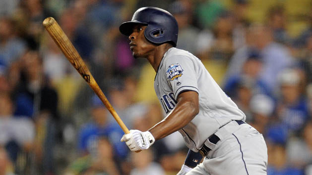 Blue Jays to acquire Padres OF Upton