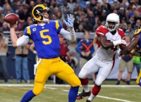 Rams release QB Foles