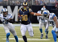 Gurley on his fantasy stock: 'No. 1 overall for sure'