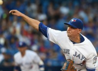 MLB Notebook: Blue Jays option Sanchez to minors