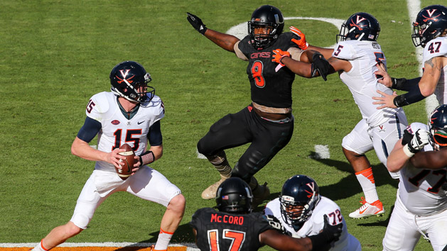 FBS Notes: Miami dismisses two starters