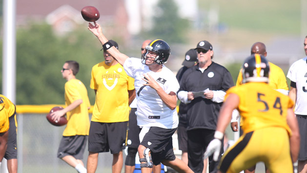 Steelers' Big Ben, Brown, Bell to play vs. Saints