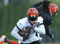 Bengals battling injuries right out of the chute