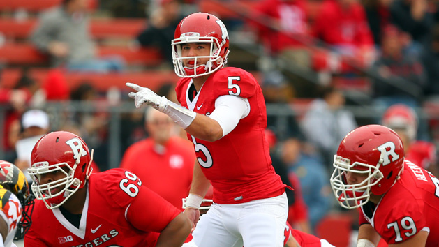 Rutgers selects Laviano as starting QB