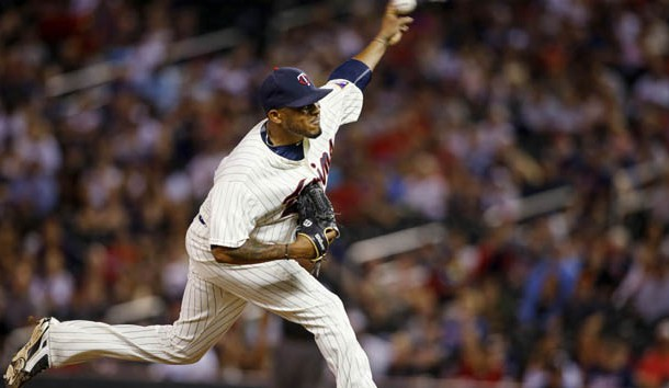 Red Sox acquire LHP Abad from Twins