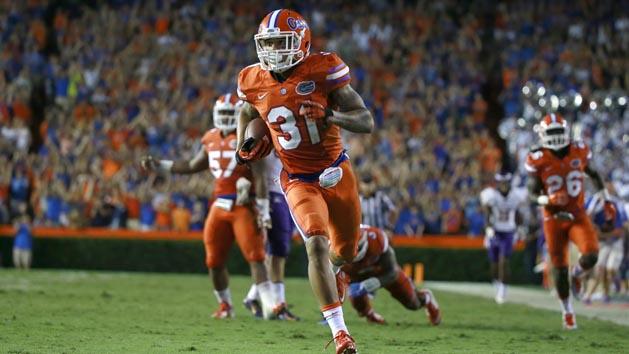 Florida star CB Tabor suspended