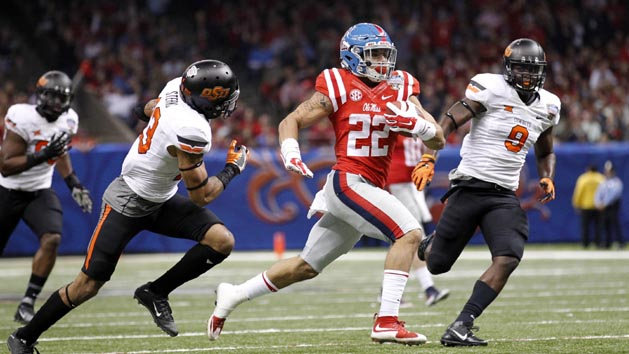 Ole Miss RB Wilkins ruled ineligible