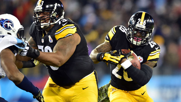 Steelers' Bell has suspension reduced to 3 games