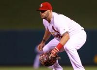 Cardinals put 1B Adams on DL, recall OF Grichuk