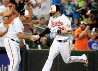 MLB Recaps: Orioles close gap in AL East