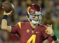 Browne wins USC quarterback job
