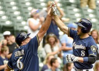 MLB Afternoon Recaps: Brewers sweep, Astros win