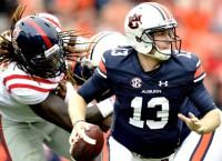 Auburn names QB White as starter