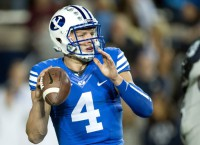 Fifth-year senior QB Hill named starter for BYU