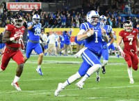 Duke QB Sirk likely out for season