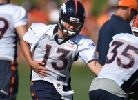 Broncos' Siemian to start second preseason game