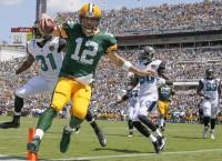 Jaguars fall short in upset bid of Packers