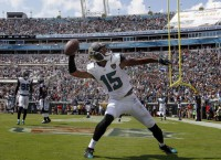 Jaguars at home in London, focused on first win