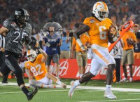 No. 17 Tennessee wins in front of record crowd