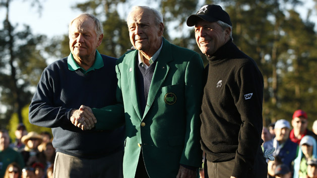 Arnold Palmer …  Tribute to a Hero