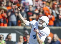 No. 24 Boise hopes to handle Utah State this time