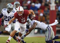 No. 8 Stanford holds off late charge to beat K-State