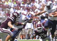 No. 19 Aztecs seek revenge against South Alabama