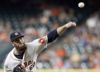 Keuchel to miss two starts, possibly rest of season