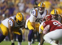 LSU going with Etling at QB