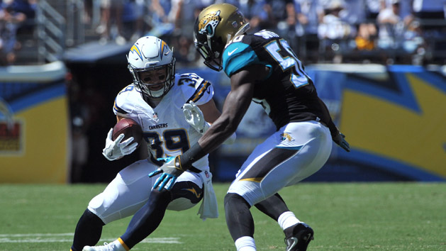 Chargers have to move on without Woodhead