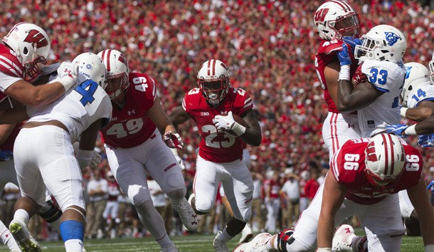Reports Say Hornibrook Will Start For Badgers