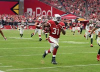 Cards' Johnson continues to put up solid numbers