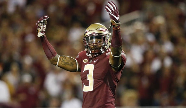 No. 2 Florida State DB Derwin James out with knee injury