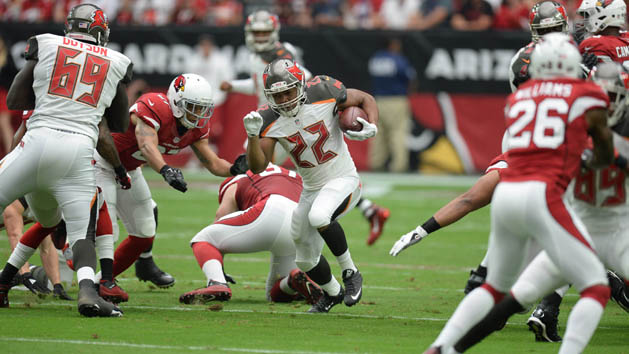 Bucs' Martin (hamstring) expected to miss 3 weeks