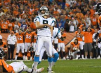 Broncos survive late FG miss to beat Panthers