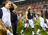 Facing must win, Malzahn's back is against the wall
