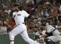 Ramirez blasts two HRs as Red Sox sweep Yankees