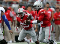No. 3 Ohio State faces stern test at No. 14 Oklahoma