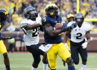 No. 4 Michigan still untested, faces Colorado