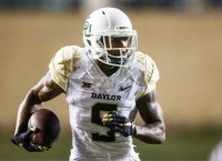 No. 21 Baylor rumbles over Rice