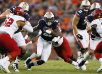 Auburn bounces back with 51-14 win over Red Wolves