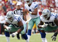 Cowboys rework deals to 3 OL starters, free up $17M