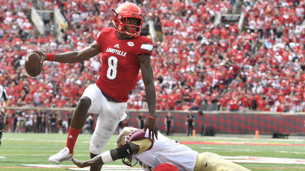 First & 20: Louisville soaring as other contenders wilt
