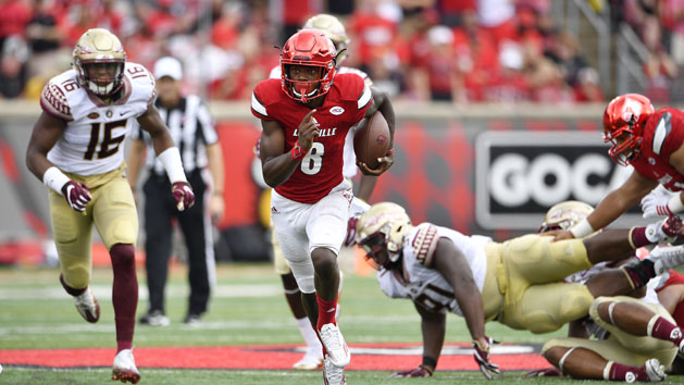 Top 25 Early Recaps: No. 10 Louisville whips FSU